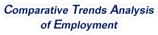 Alabama - Comparative Trends Analysis of Total Employment, 1969-2015